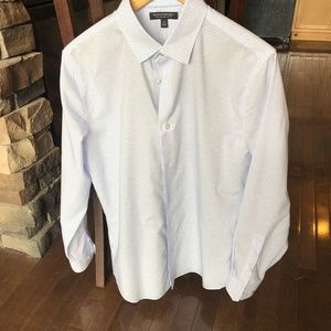 Banana Republic Slim Fit ( non iron) Dress Shirt